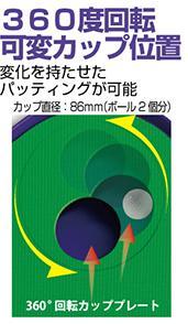 藤田マット回転カップ