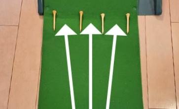 二木ゴルフさんのコンテンツパット練習法